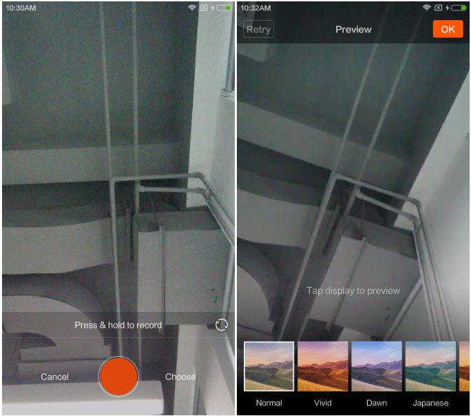 MIUI 7 China Developer ROM 5.11.19 teases profile video filters