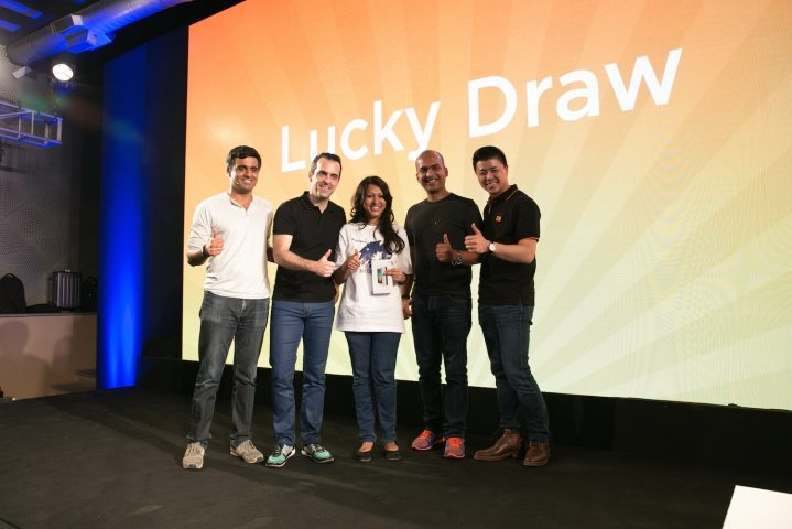 Lucky Draw Picture