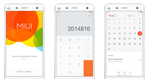 Tips and tricks: How to add Facebook events into MIUI Calendar