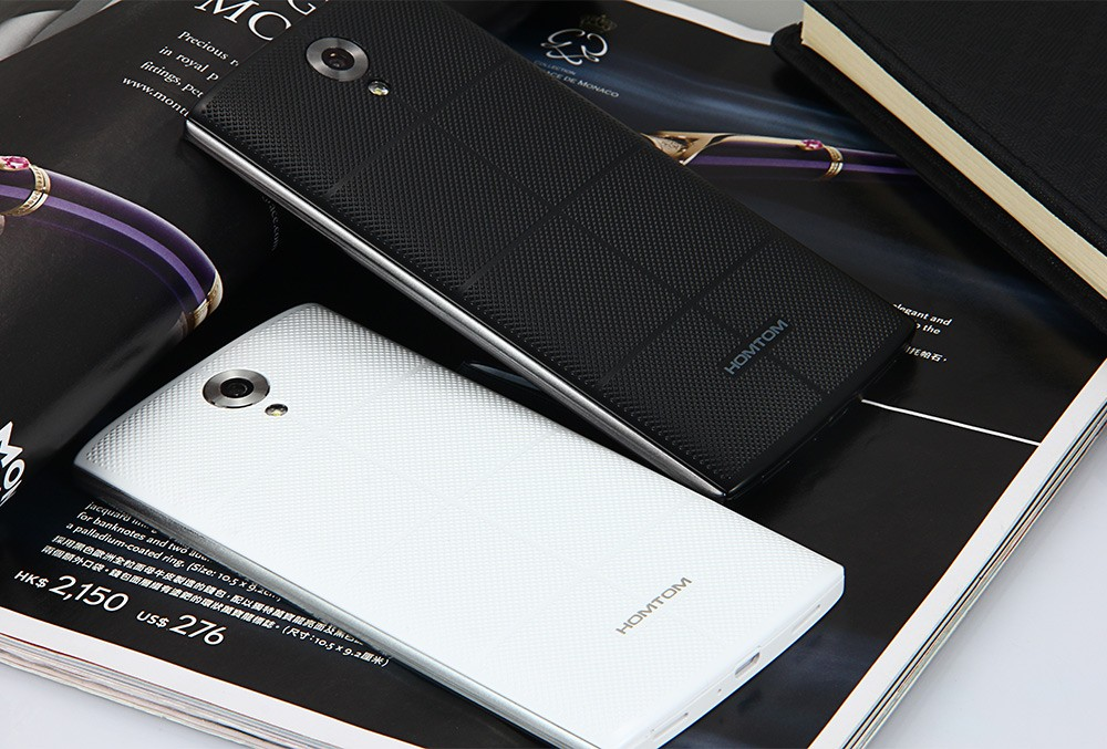 Meet the Doogee HomTom HT7, a $39 smartphone that you can actually use