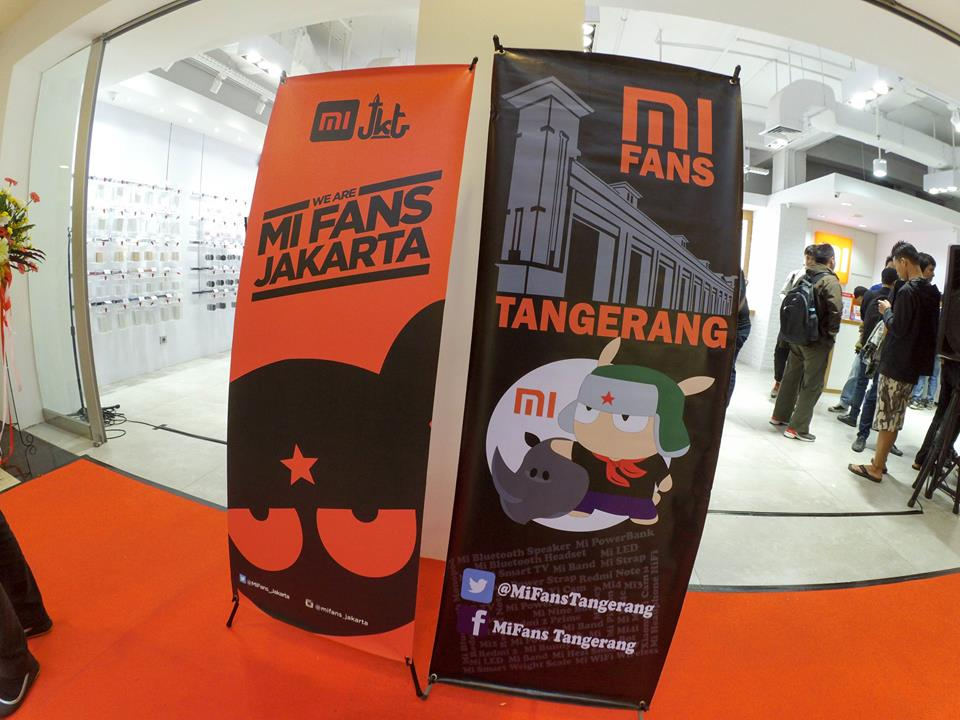 Xiaomi opens first 'Mi Home' flagship store in Jakarta, Indonesia