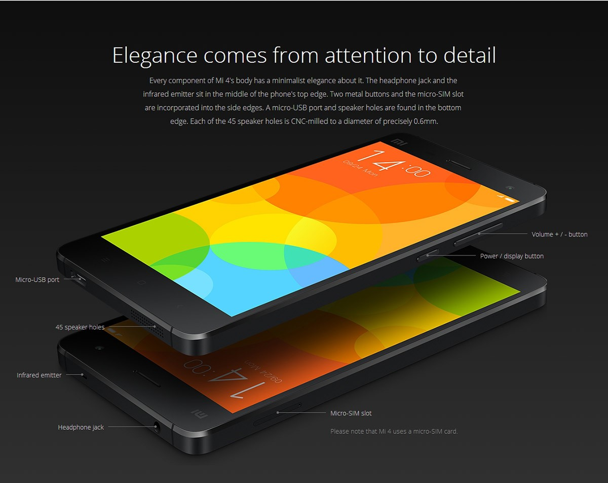 Pick up the Xiaomi Mi 4 for just $153 during March only