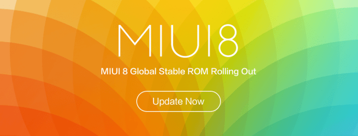 MIUI 8 global stable rom for mi 3 and mi 4