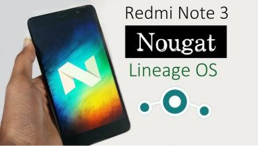 android nougat for redmi note 3