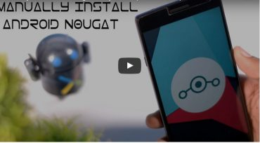 install Android Nougat on any Android
