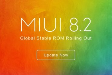 MIUI‬ 8.2 Global Stable V8.2.4.0
