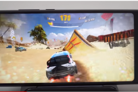 gaming review of Mi Mix 2
