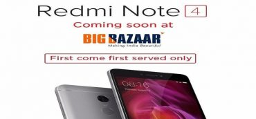 xiaomi and big bazar