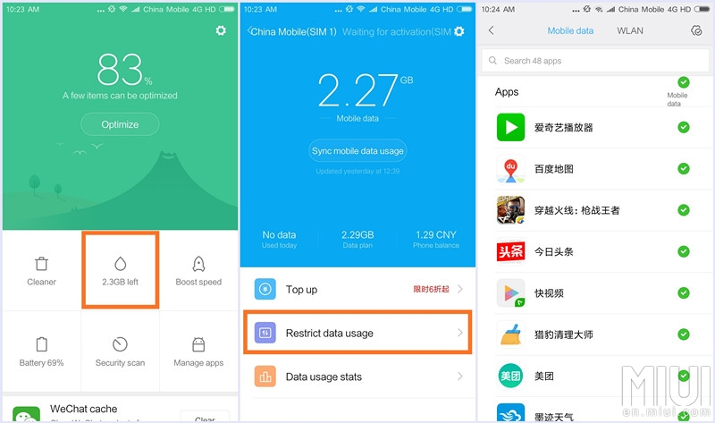 MIUI 9 China Developer ROM 7.12.14