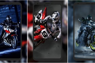 Exclusive bike wallpapers