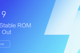 MIUI 9 China Stable ROM